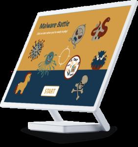 Monitor-gamification